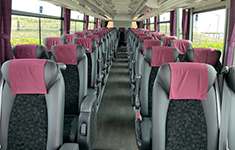 リフト付きバス7