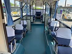 送迎用バス2