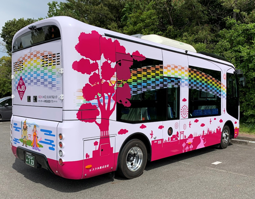 EV(電気)バス